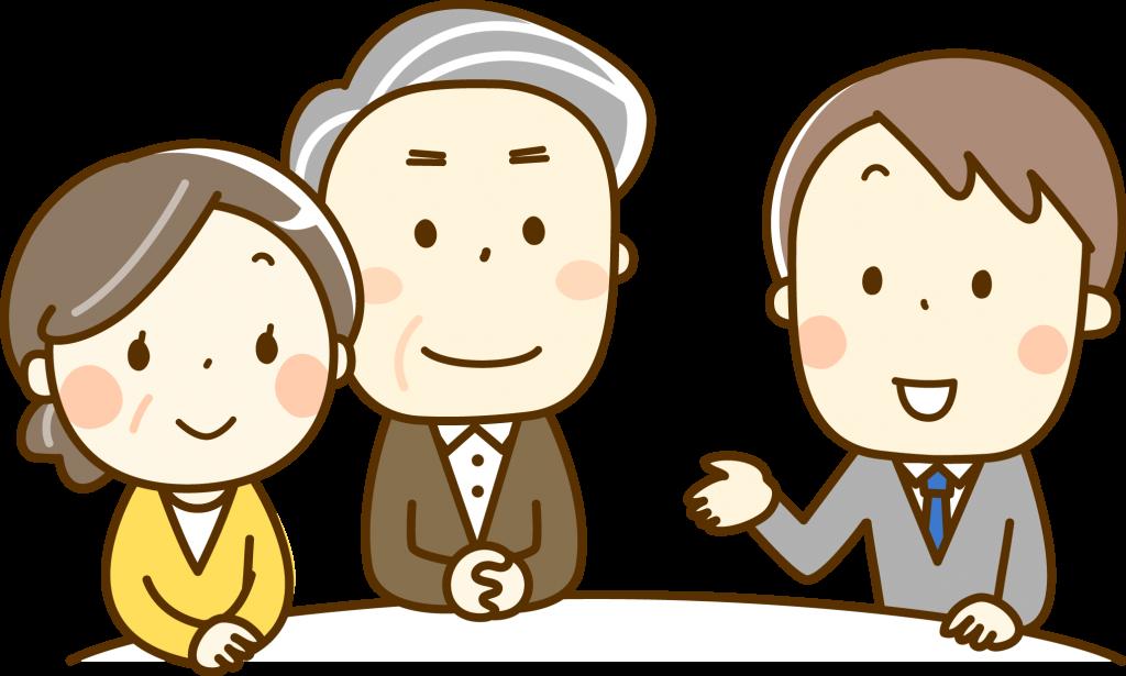 保険金請求書類の取り付け方法のアドバイスをする